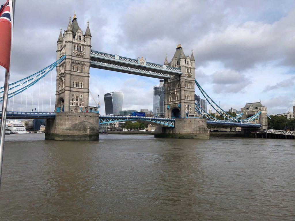 London wir kommen – European Cybersecurity Challenge 2018