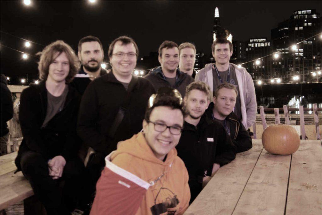 Unser Team war erfolgreich an der Hacker-EM 2018